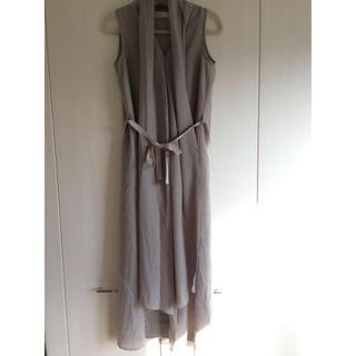 スピックアンドスパンノーブル(Spick and Span Noble)のSpick and Span ドレス(ロングワンピース/マキシワンピース)