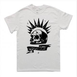 ドクロ スカル ストリート系 イラスト Tシャツ git1(Tシャツ/カットソー(半袖/袖なし))