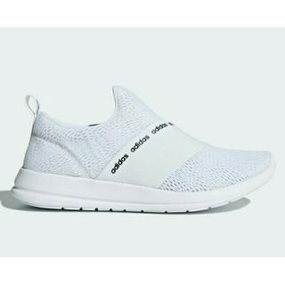 アディダス(adidas)の25cm ホワイト adidas スリッポン(スリッポン/モカシン)