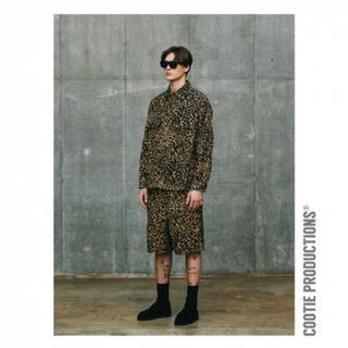 クーティー(COOTIE)の【4/11迄】Corduroy Leopard CPO Jacket      (ブルゾン)