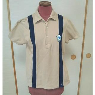 フラボア(FRAPBOIS)の【FRAPBOIS】だまし絵風ポロシャツ(ポロシャツ)