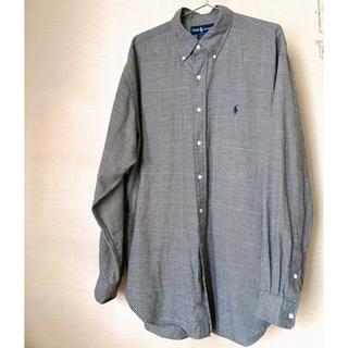 Ralph Lauren - 【古着】Ralph Lauren BIG shirts
