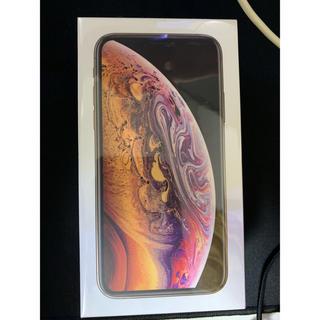 Apple - iPhone Xs 256GB Gold 未開封 sim free