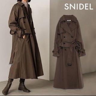 snidel - スナイデル 3way トレンチコート カーキ