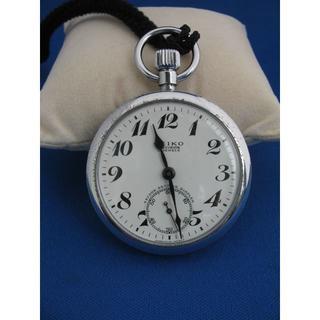 セイコー(SEIKO)のセイコー プレシジョン 15石 手巻き 懐中時計(その他)