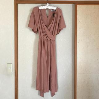 ナノユニバース(nano・universe)の元値11880円 ナノユニバース ワンピース ドレス(その他ドレス)