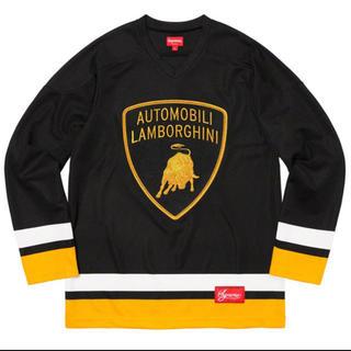 Supreme - 正規品 Supreme Lamborghini Hockey Jersey L