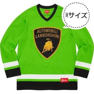 Supreme - 【新品】SUPREME x lamborghini Hockey jersey