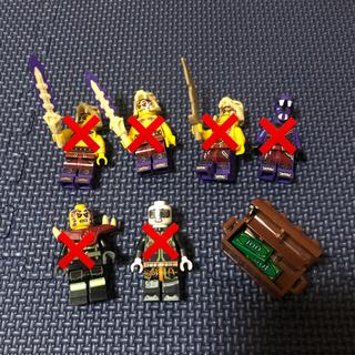 レゴ(Lego)のレゴ ミニフィグ 1体300円〜(キャラクターグッズ)