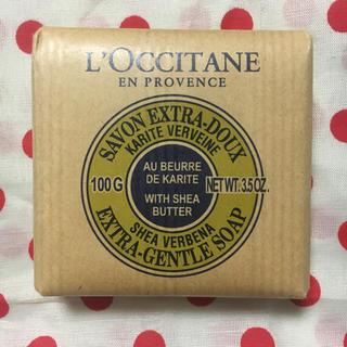 L'OCCITANE - L'OCCITANE シアソープ ヴァーベナ 100g