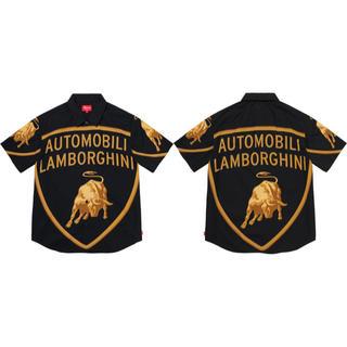 シュプリーム(Supreme)のSupreme x Automobili Lamborghini Mサイズ(Tシャツ/カットソー(半袖/袖なし))