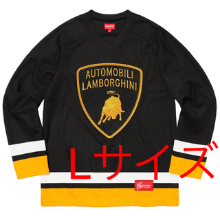 Supreme - Supreme Lamborghini Hockey Jersey