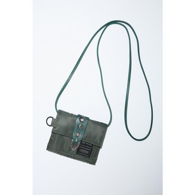 TOGA(トーガ)のTOGA × PORTER ショルダー ウォレット トーガ ポーター バック レディースのバッグ(ショルダーバッグ)の商品写真