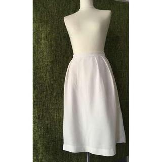 ユニクロ(UNIQLO)のひざ丈スカート XLsize(ひざ丈スカート)