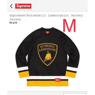 Supreme - Supreme / Lamborghini Hockey Jersey