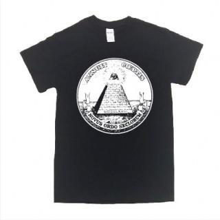フリーメイソン ドル 半袖 Tシャツ git3(Tシャツ/カットソー(半袖/袖なし))