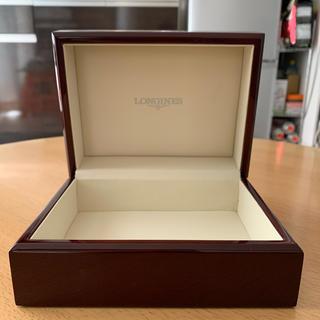 ロンジン(LONGINES)のロンジン時計の箱(その他)