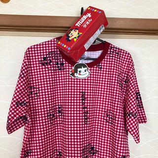フジヤ(不二家)のペコちゃんTシャツ &タオル 5月で削除します(Tシャツ(半袖/袖なし))