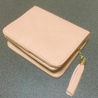 二つ折り ミニ財布(折り財布)