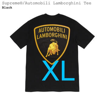 シュプリーム(Supreme)のSupreme®/Automobili Lamborghini Tee(Tシャツ/カットソー(半袖/袖なし))