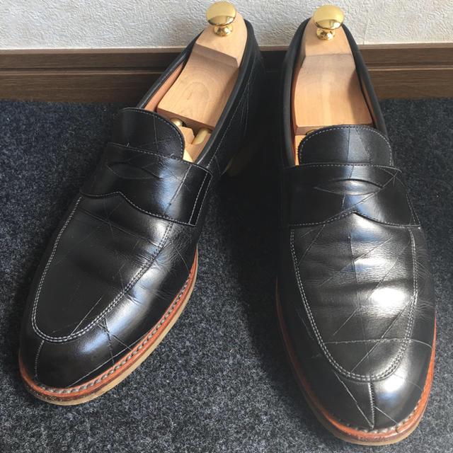 REGAL(リーガル)のスコッチグレインF-501 マトリックス ローファー  メンズの靴/シューズ(ドレス/ビジネス)の商品写真
