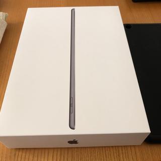 iPad - iPad 7世代 32gb wifi auモデル ケース付き