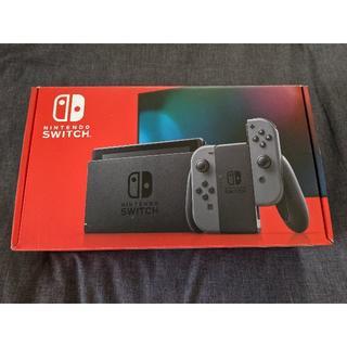【中古】Nintendo Switch グレー 本体