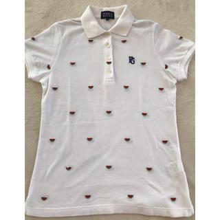PEARLY GATES - パーリーゲイツ  レディース ポロシャツ 美品 サイズ1