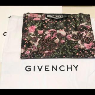 ジバンシィ(GIVENCHY)のGIVENCHY クラッチバッグ 保存袋有り(セカンドバッグ/クラッチバッグ)