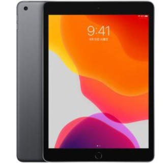 アイパッド(iPad)のipad 第7世代 スペースグレイ 32GB(タブレット)