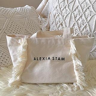 ALEXIA STAM - アリシアスタン トートバック