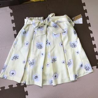 NICE CLAUP - スカート風キュロット