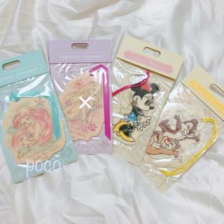 Disney - フレグランスセット♡ アリエル ラプンツェル ディズニー プリンセス 芳香剤