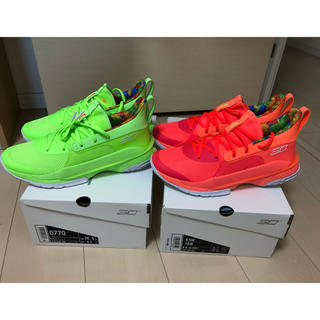 UNDER ARMOUR - curry7 2足セット
