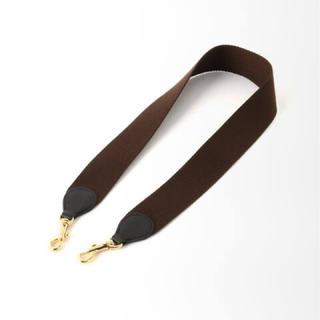 DEUXIEME CLASSE - Deuxieme Classe BAG STRAP ブラウン 美品