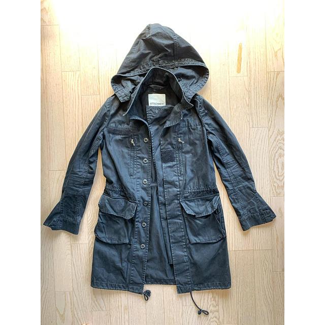 ATTACHIMENT(アタッチメント)のモッズコート レディースのジャケット/アウター(モッズコート)の商品写真