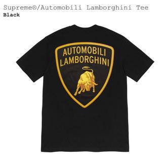 シュプリーム(Supreme)のSupreme Aotomobill  Lamborghini  tee L(Tシャツ/カットソー(半袖/袖なし))
