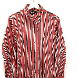 Vivienne Westwood - VIVIAN 変形シャツ 44 オーブ ストライプ