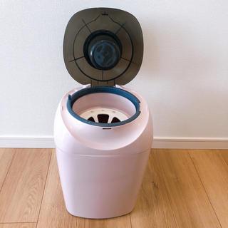 コンビ(combi)のCombi 強力防臭抗菌おむつポット ポイテック(紙おむつ用ゴミ箱)