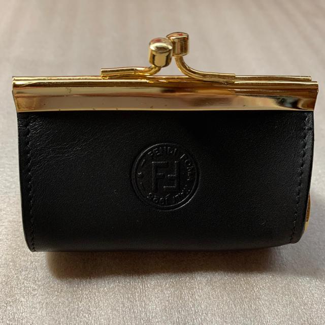 FENDI(フェンディ)のFENDY 小銭入れ レディースのファッション小物(コインケース)の商品写真
