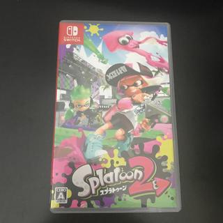 ニンテンドースイッチ(Nintendo Switch)のスプラトゥーン2 スマブラsp セット(ゲーム音楽)