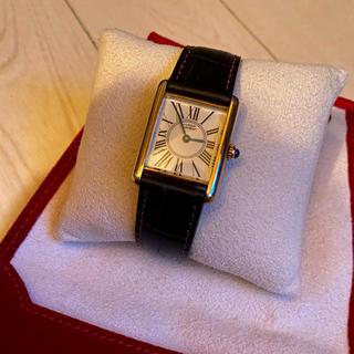 Cartier - カルティエ  Cartier マストタンク  オパラン LM