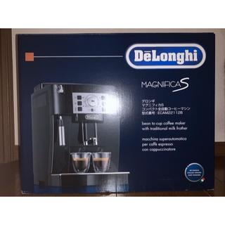 DeLonghi - 【新品未使用未開封】デロンギ マグニフィカS 全自動コーヒーメーカー