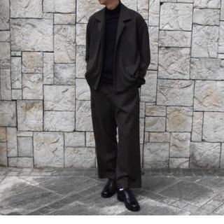 SUNSEA - 【19 AW】 yoke(ヨーク)/Wide Short Jacket