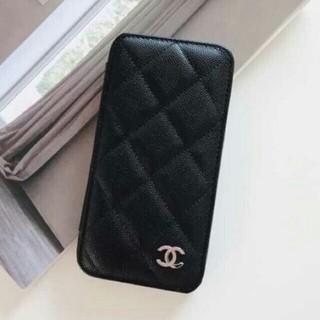 アイフォーン(iPhone)のシャネル Chanel Iphoneケース(iPhoneケース)