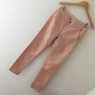 トゥモローランド(TOMORROWLAND)の美品 ボールジー  ballsey パンツ ピンク(カジュアルパンツ)