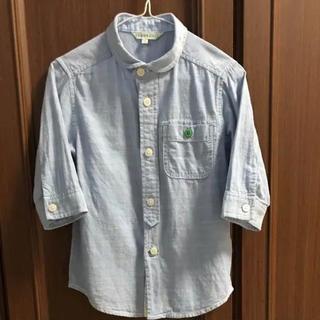 サンカンシオン(3can4on)の3can4on   七分袖 シャツ(Tシャツ/カットソー)