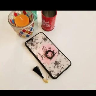 送料無料! iPhoneケース リング 001 プレセント 人気 可愛い(iPhoneケース)