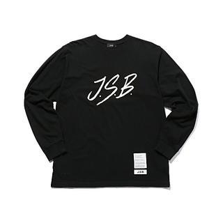 三代目 J Soul Brothers - jsb正規品 クラックプリント 長袖Tシャツ Mサイズ