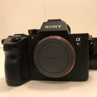SONY - 【値下げ】α7Rⅲ SEL35F18F のセット 美品 3年ワイド保証